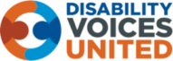 Disability Voices United Logo